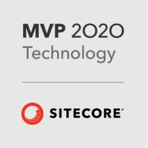2020 Sitecore Technology MVP