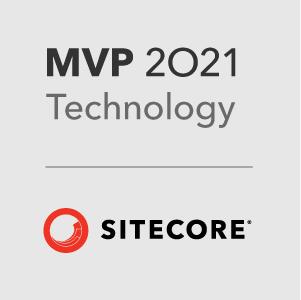 Sitecore MVP Technology 2021